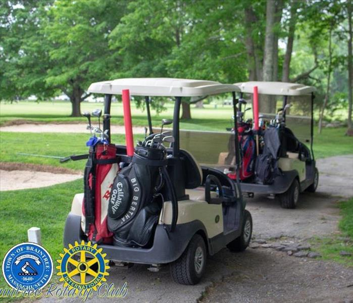 Braintree Rotary Charity Golf Tournament