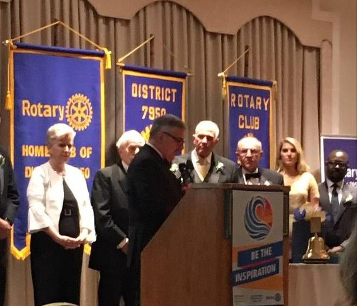 Braintree Rotary Induction Ceremony