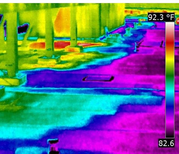 SERVPRO of Milton / Braintree Uses Thermal Imaging!