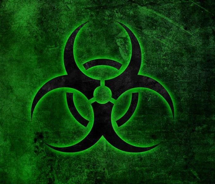 Biohazard Dealing with Sewage & Contaminated Water