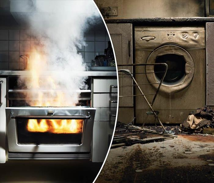 Fire Damage Fire Hazards From Faulty Appliances On The Rise