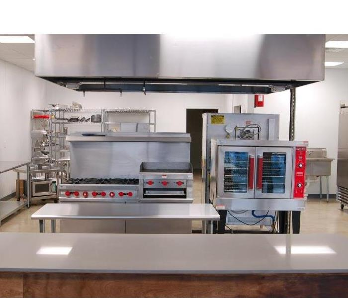 Commercial Restaurant Kitchen Cleaning & Degreasing