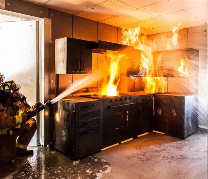 Fire Damage Holidays Are Coming, Learn How To Prevent Kitchen Fires