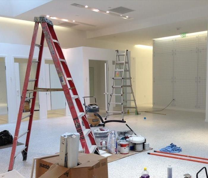 Commercial SERVPRO of Milton / Braintree – Post Construction Cleaning
