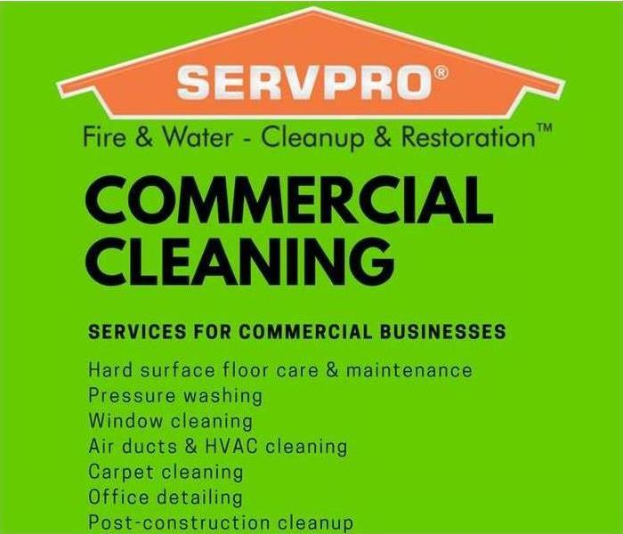 Commercial Cleaning Your Commercial Property